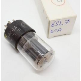 6SL7 GT - VT229 GT  NOS RCA USA  Single Used  (v20ES)