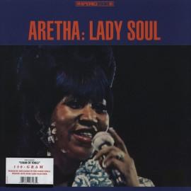Aretha FRANKLIN - ARETHA: LADY SOUL (LP)