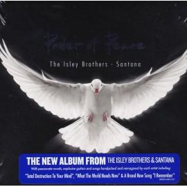 The ISLEY BROTHERS & SANTANA - POWER OF PEACE (2 LP)