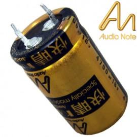 4700uF / 16 Vdc Audio Note Kaisei