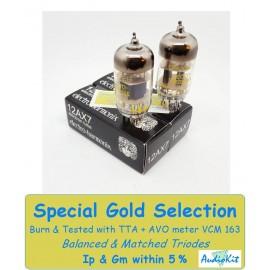 12AX7- ECC83 Electro Harmonix - 5% SPECIAL SELECTION - Coppia (v365-v369)
