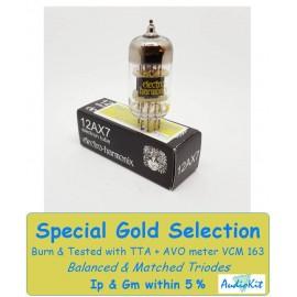 12AX7- ECC83 Electro Harmonix - 3,5% SPECIAL SELECTION - Singola (v384)