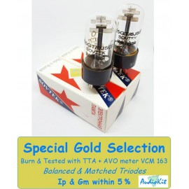 6J5GT Sovtek - 2% SPECIAL SELECTION - Coppia (v2-v3)