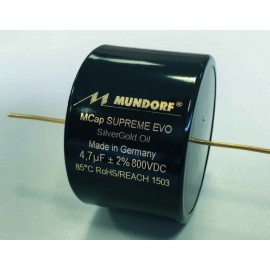 2,7uf - 800vdc MCap Supreme EVO Oil