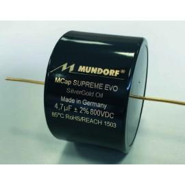 10uf - 800vdc MCap Supreme EVO Oil