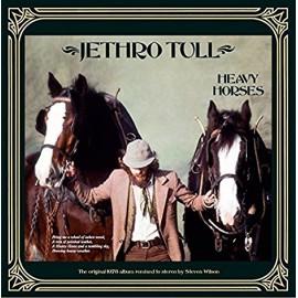 JETHRO TULL - HEAVY HORSES (LP)