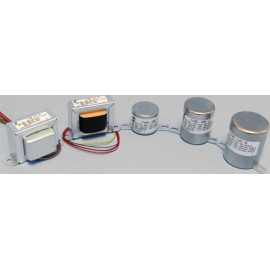 Hammond 1140-LU-A  - Otput Transf 10K ohm - 150/600 ohm