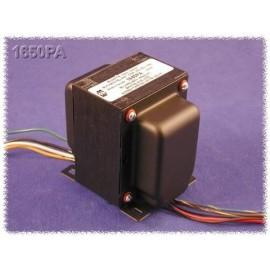 1650M Hammond 60W PP 1,4K ct / 800 ct - 318mA - 4-8-16 ohm Transf