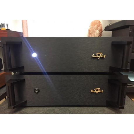Electric Eye - Pre Phono Hi-End doppio telaio by Audiokit