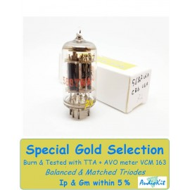 5687WA CBS USA NOS - 4% SPECIAL SELECTION - Single (v77)