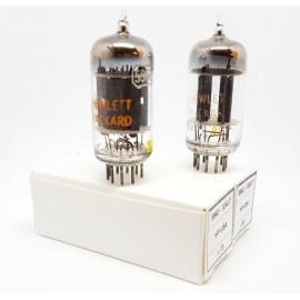 5963 - 12AU7 HP USA Pair NOS (v78 - v80)