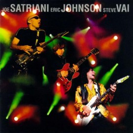 Joe SATRIANI, Eric JOHNSON, Steve VAI - G3 LIVE IN CONCERT (CD)