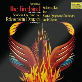 STRAVINSKY - THE FIREBIRD (LP)