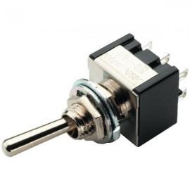 KM2 Mini Switch DPST 250V 3A