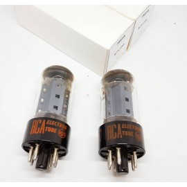 7591A RCA USA Pair  NOS (V7-V8)