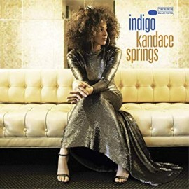 Kandace SPRINGS - INDIGO (CD)