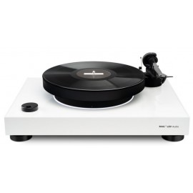 MAG-LEV LEVITATING TURNTABLE - Bianco