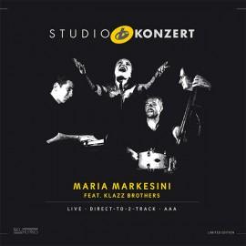 Maria MARKESINI feat. KLAZZ BROTHERS - STUDIO KONZERT (LP)