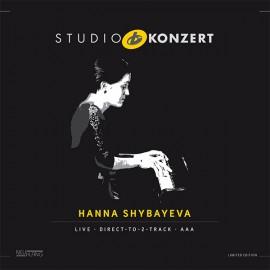 Hanna SHYBAYEVA - STUDIO KONZERT (LP)