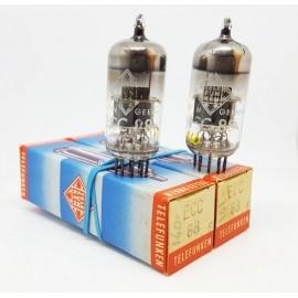 ECC88 - 6DJ8 Telefunken Coppia NOS-NIB (v160 - v161)