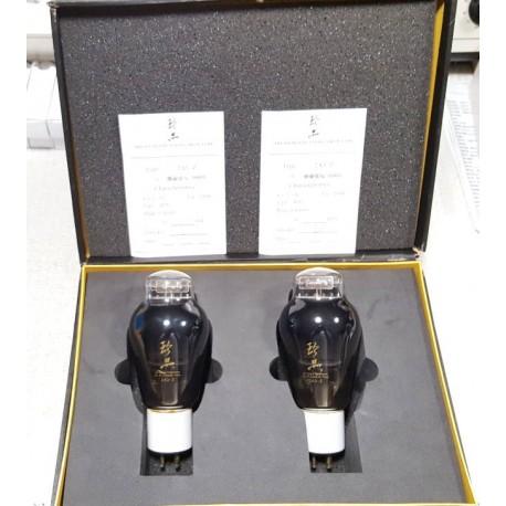 2A3-Z Black Treasures Coppia con Certificati Test di Fabbrica