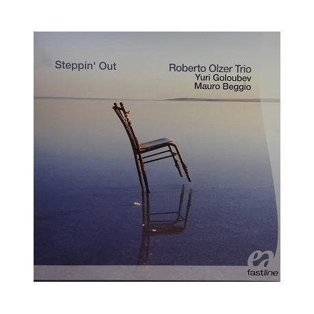 Roberto OLZER TRIO - STEPPIN' OUT (LP)