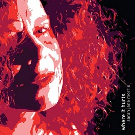 Sarah JANE MORRIS - WHERE IT HURTS (CD)