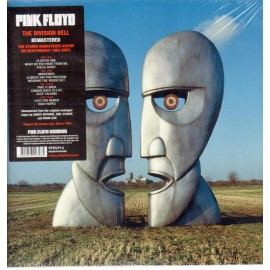 PINK FLOYD - THE DIVISION BELL (20Th Anniversary Double Vinyl Edition)