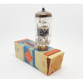 ECC803S - 12AX7WA TELEFUNKEN Diamond Pin gold NOS-NIB Single (v111)