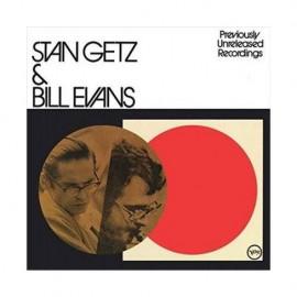 Stan GETZ & Bill EVANS - STAN GETZ & BILL EVANS (LP)
