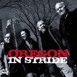 OREGON - IN STRIDE (CD)