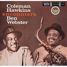 Coleman HAWKINS & Ben WEBSTER - ENCOUNTERS (LP)
