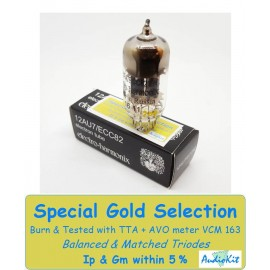 12AU7 - ECC82 Electro Harmonix - 1% SPECIAL SELECTION - Single (v219)
