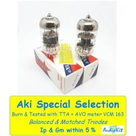 6C45Pi-437A Sovtek - 5% SPECIAL SELECTION - Pair (v15-v16)