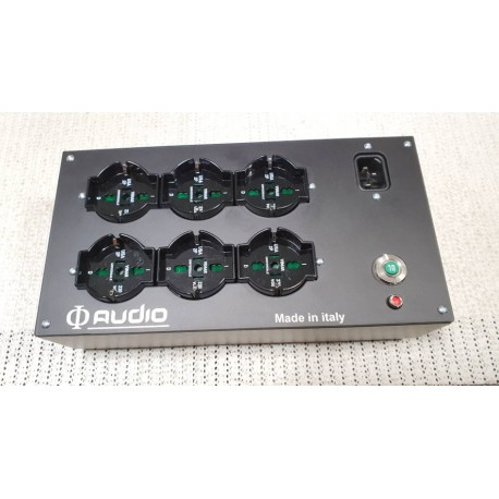 Fi Audio Mini S6 (6 x Multi Main Splitter)