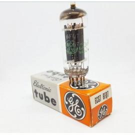 6CG7 - 6FQ7 General Electric USA NOS-NIB  Singola (v42)