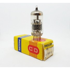 E188CC - 7308 Philips Miniwatt SQ  NOS-NIB Gold Pin Single (v199)