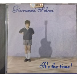 Giovanni PELOSI - IT'S THE TIME! (CD)