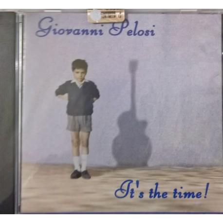 Giovanni PELOSI - IT'S THE TIME! (CD)