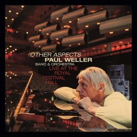 Paul WELLER BAND & ORCHESTRA - LIVE AT THE ROYAL FESTIVAL HALL (3 LP + DVD)