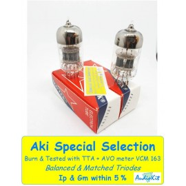 12AX7WA-7025 Sovtek - 5% SPECIAL SELECTION - Pair (v274 - v276)