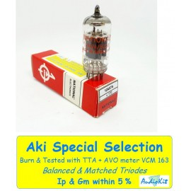 12AX7A - ECC83 National Yugo NOS  - 1% SPECIAL SELECTION - Single (v170)