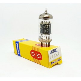 12AX7 - ECC83 PHILIPS Miniwatt NOS-NIB Single (v150)