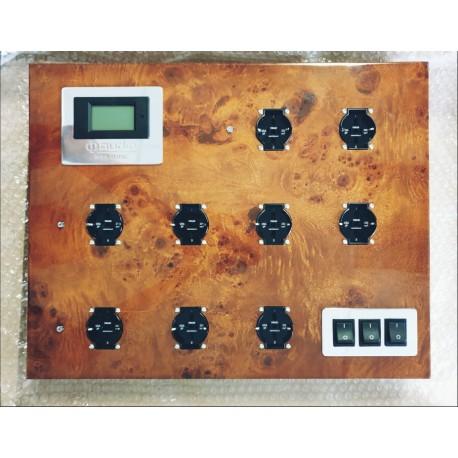 Fi Audio Base Black S9 (9 x Multi Main Splitter)