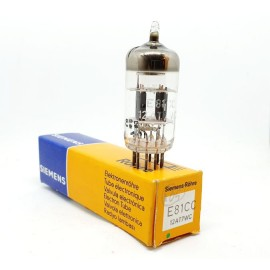 E81CC - 12AT7WC SIEMENS NOS-NIB Single (v105)
