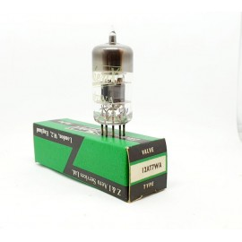 12AT7WA - E81CC ZaeriX (By Brimar) NOS-NIB Single (v150)