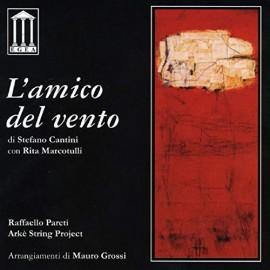 Stefano CANTINI - L' AMICO DEL VENTO (CD)