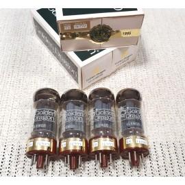 6L6WGB-5881 Golden Dragon Quartet  NOS-NIB 1995 (V23-24-25-26)