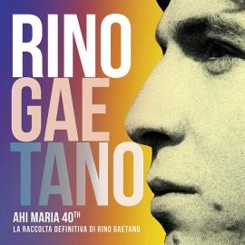 Rino GAETANO - AHI MARIA 40TH - (2 LP)