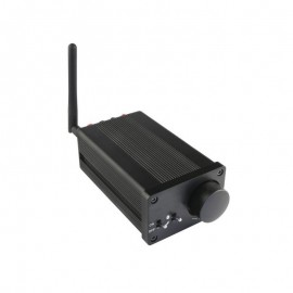 Ampli Stereo 50W  BT (AMC2050NR) Luxus Audio